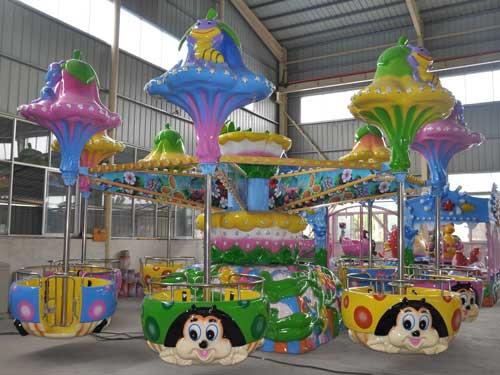 Worm Paradise Amusement Rides for Sale