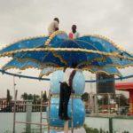 Mini Swing Rides Installed at Nigeria