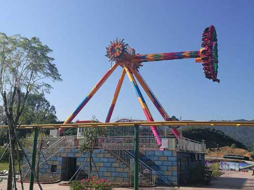 New Pendulum Rides for South Africa