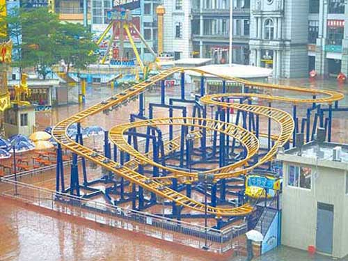 Family Roller Coaster Rides