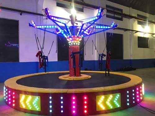 Beston New Dancing Bungee Jumping Ride for Sale