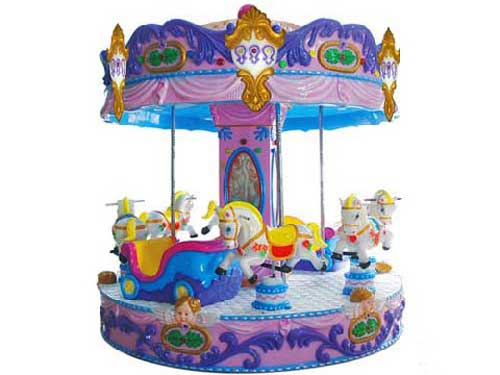 Funfair Carousel Rides for South Africa