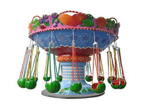 Funfair Kiddie Swing Rides
