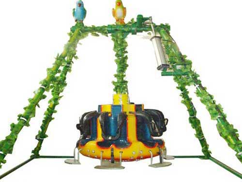 Funfair Pendulum Rides from Beston