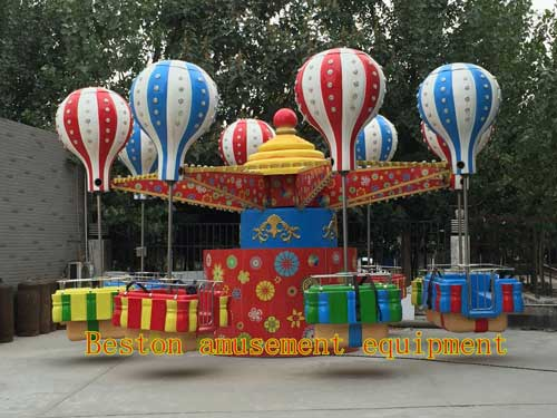 Samba Balloon Amusement Rides In Stock