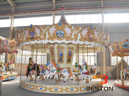 16 Seat Carousel Rides for Sale In Stcok