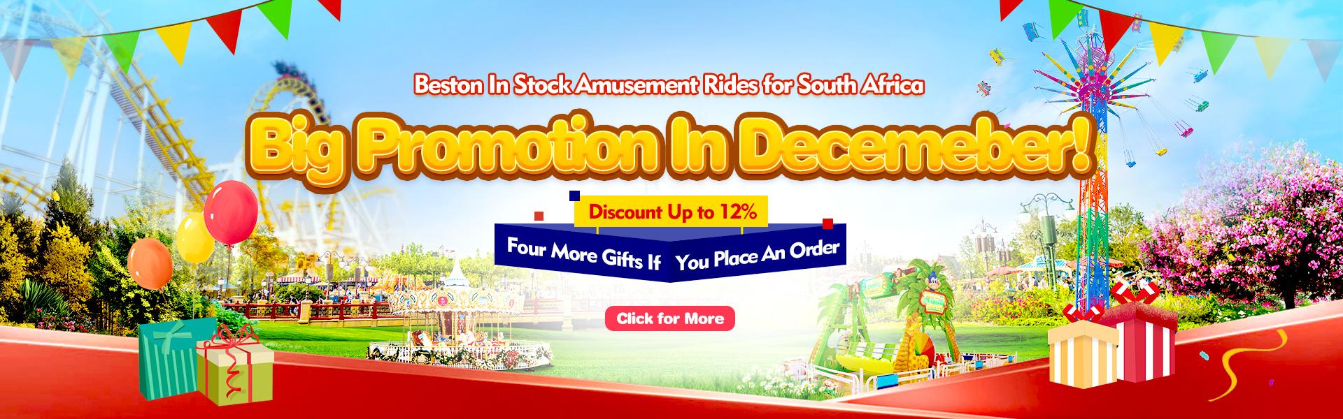 Beston New Amusement Rides In Stock