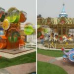 Amusement Rides Feedback from Nigeria Customer