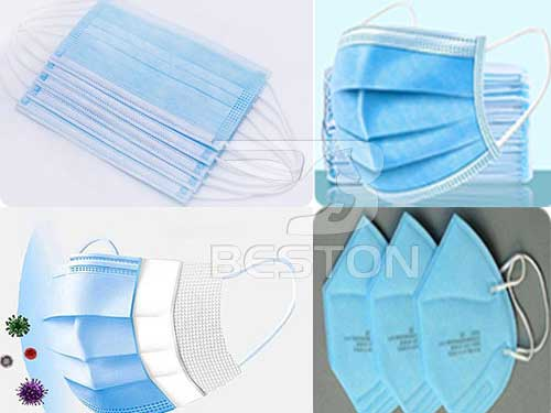 Disposable Medical Masks from Beston
