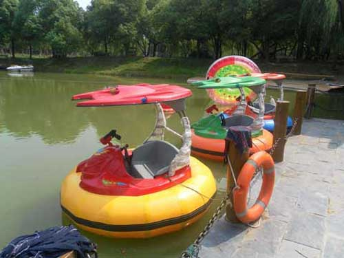 Water Bumper Cars for Sale from Beston