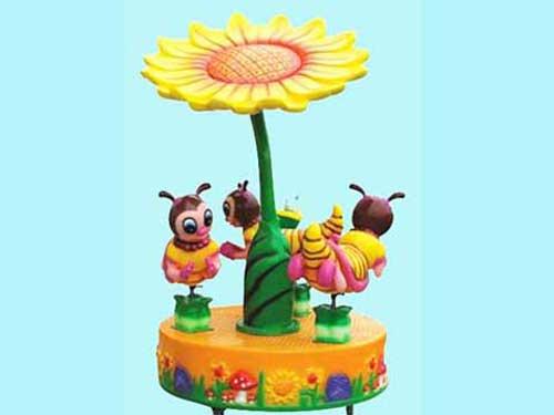 Mini Bee Carousel Rides