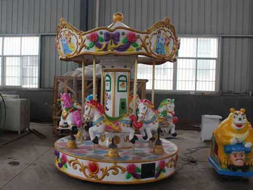 6 Seat Mini Carousel for Sale In South Africa