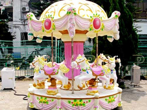 6 Seat Mini Carousel for South Africa