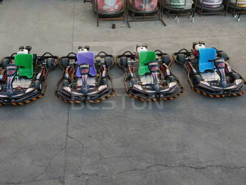 Beston New Electric Go Karts