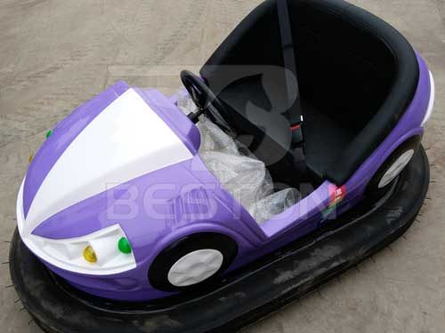 New Battery Bumper Car Rides for South Africa