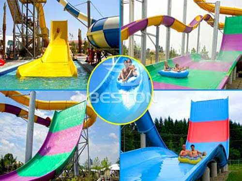 Water Park Equipment - Water Slides for South Africa