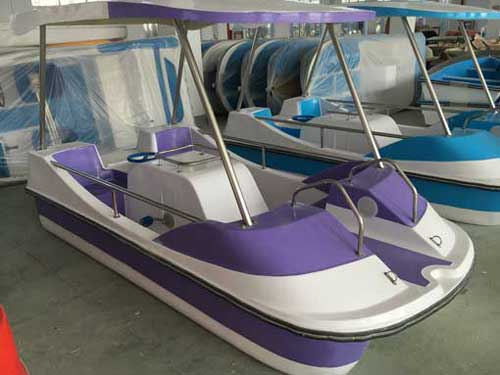 Electric Boats for Water Park