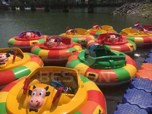 Water Bumper Boats Equipment for South Africa