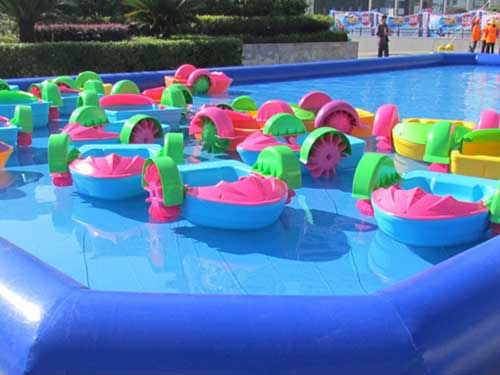 Wholesale Kids Hand Paddle Boat for South Africa