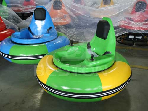 Kiddie Inflatable Bumper Cars
