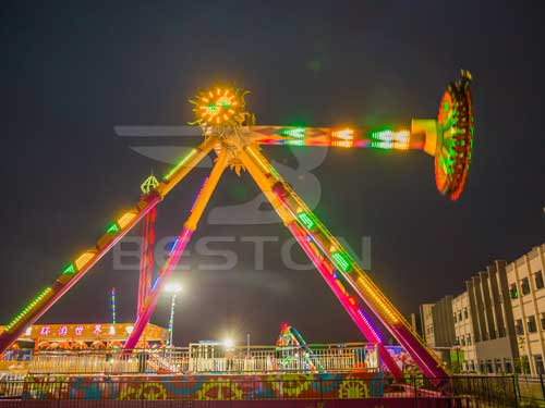 Large Pendulum Rides for South Africa
