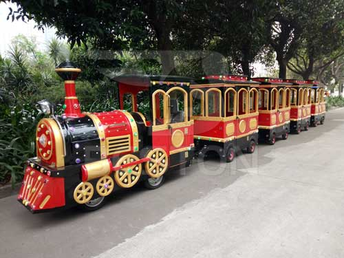 Vintage Trackless Train for Sale In South Africa