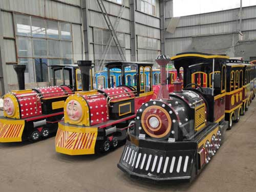Wholesale Trackless Train for South Africa