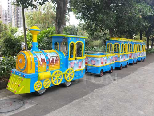 Peppa Pig Trackless Train for South Africa