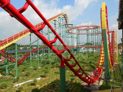 New Roller Coaster Rides for South Africa