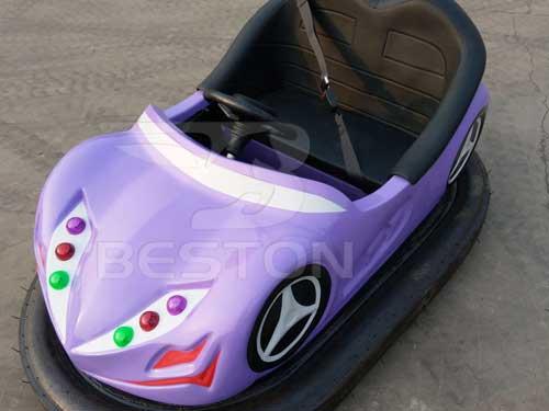 Kiddie Rides - Bumper Cars