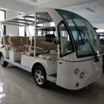Electric Shuttle Bus for Sale In South Africa