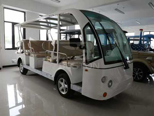 Beston Electric Shuttle Bus for Sale In South Africa