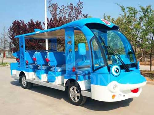 Dolphin Electric Shuttle for South Africa