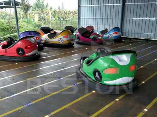 Beston Battery Bumper Cars