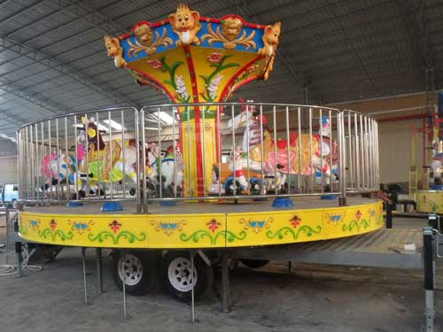 Mini Carousel Rides for Sale In South Africa