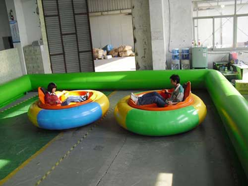Kids Inflatable Bumper Cars for South Africa