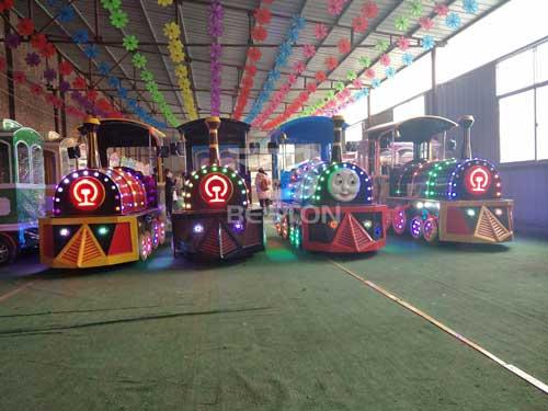Beston Amusement Rides for Nigeria