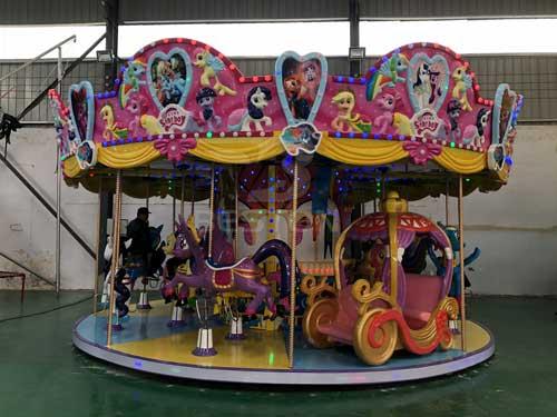 Kids Amusement Rides for Nigeria