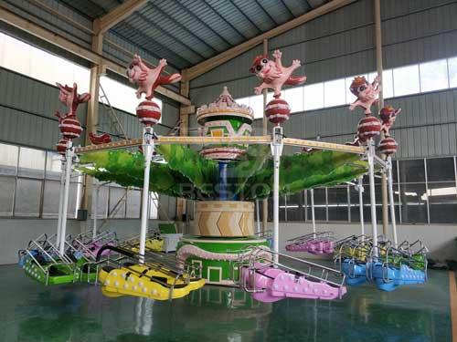 New Design Amusement Rides for Nigeria
